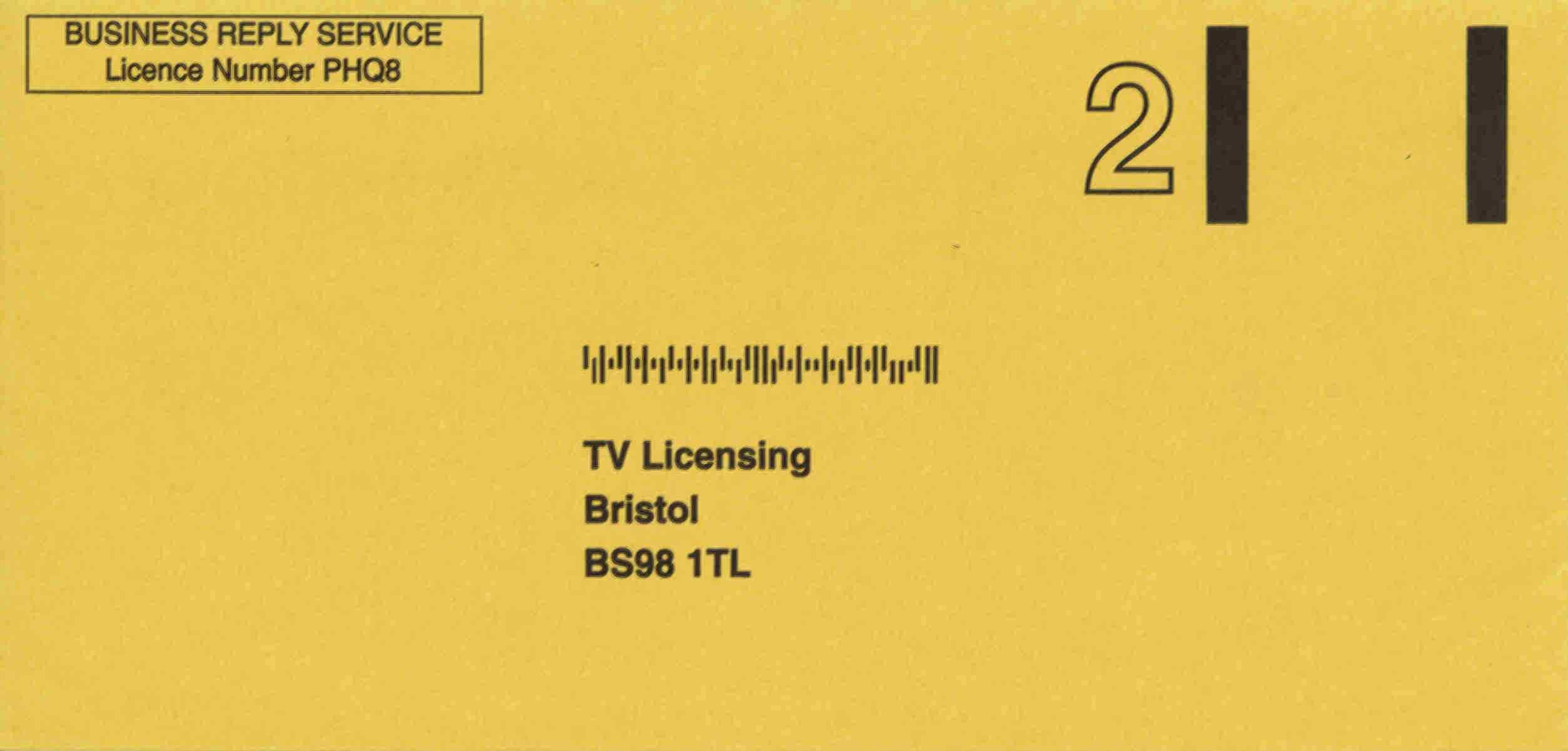 Stamp Goes On What Side Prepaid Envelopes Digital Spy